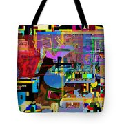 precious is man for he is created in the Divine Image 9 Tote Bag