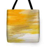 Precious Metals Abstract Tote Bag