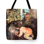 Precious Moments Tote Bag