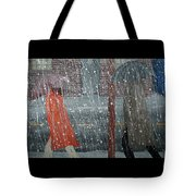 Precipitous Afternoon Tote Bag