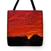 Predawn Dune Perfection 4 10/30 Tote Bag