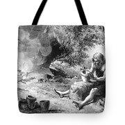 Prehistoric Potter Tote Bag