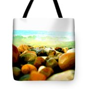 Prehistoric Surface 2 Tote Bag