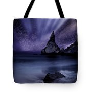 Prelude To Divinity Tote Bag by Jorge Maia