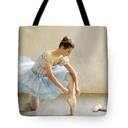Preparation For Dance - D008548-a Tote Bag