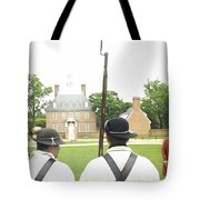 Prepare To Storm The Palace Tote Bag