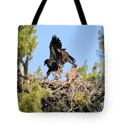 Preparing For Flight 2 Tote Bag