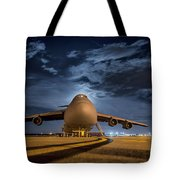 Prepped For Flight Tote Bag