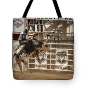 Prescott Az Rodeo Tote Bag