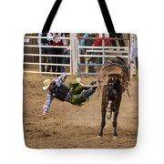 Prescott Rodeo 2014  Tote Bag