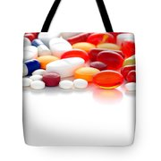 Prescriptions Tote Bag