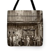 Preservation Hall Sepia Tote Bag