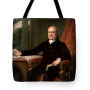 President John Quincy Adams  Tote Bag