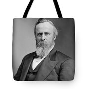 President Rutherford Hayes Tote Bag