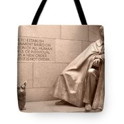 President Theodore Roosevelt 2 Tote Bag