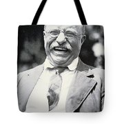 President Theodore Roosevelt Tote Bag by American Photographer