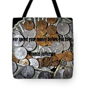 Presidential Advice Tote Bag