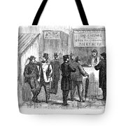 Presidential Election, 1864 Tote Bag