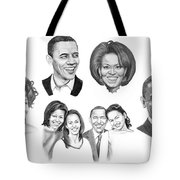 Presidential Tote Bag by Murphy Elliott