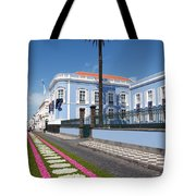 Presidential Palace - Azores Tote Bag