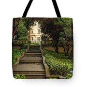 Presidential Palace Garden Tote Bag