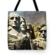 Presidential Rocks Tote Bag