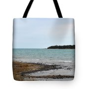 Presque Isle Harbor Tote Bag