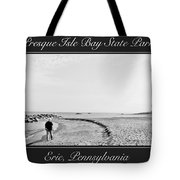 Presque Isle State Park Erie Pennsylvania Tote Bag