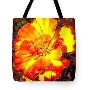 Prettiest Flower In The Garden Tote Bag