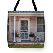 Pretty As Pink Tote Bag