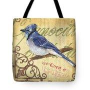 Pretty Bird 4 Tote Bag