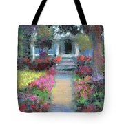 Pretty Bungalow Study 2 Tote Bag