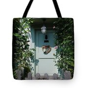 Pretty Door In Nether Wallop Tote Bag
