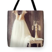 Pretty Dress Tote Bag