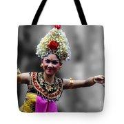Pretty Face Tote Bag
