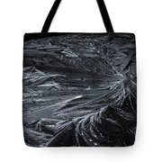 Pretty Icy Tote Bag