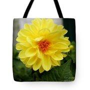 Pretty In Yellow Tote Bag