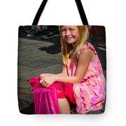 Pretty Jazz Fan Tote Bag