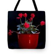 Pretty Tote Bag by Jean Noren