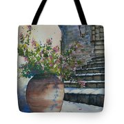Pretty Little Flowers Tote Bag