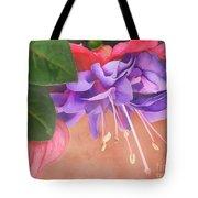 Pretty Little Fuchsia Tote Bag