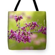 Pretty Little Pink Flowers  Tote Bag
