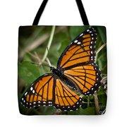 Pretty Monarch Tote Bag