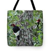 Pretty Pair Of Redheads Tote Bag