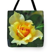 Pretty Petals Tote Bag