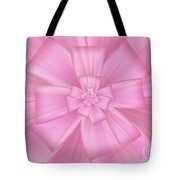 Pretty Pink Bow 1 Tote Bag