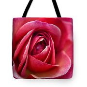 Pretty Pink Muted Tote Bag