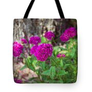Pretty Pink Petals Tote Bag
