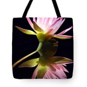 Pretty Pink Reflections Tote Bag