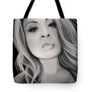 Pretty Pusha Tote Bag